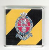 PRINCESS OF WALES'S ROYAL REGIMENT FRIDGE MAGNET